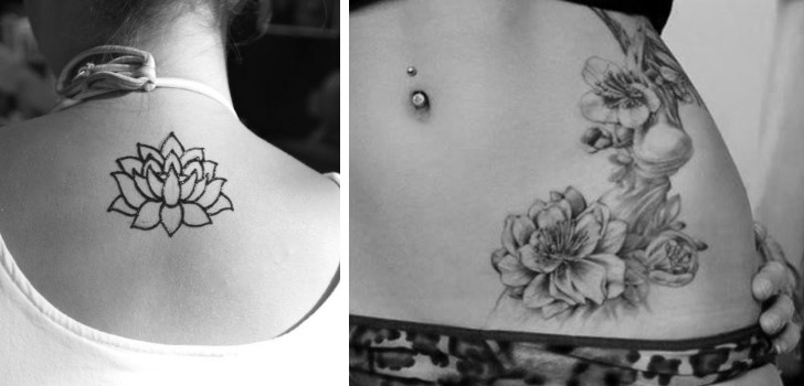 Tatuagem De Flor De Lótus Descubra Aqui Seu Significado E